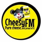 Logo da emissora Cheesy FM