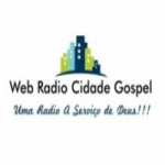 Logo da emissora Web Radio Cidade Gospel