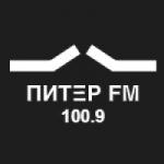 Logo da emissora Radio Peter 100.9 FM