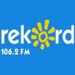 Logo da emissora Radio Rekord 106.2 FM