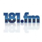 Logo da emissora Radio 181.FM Christmas Fun