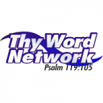 Logo da emissora Radio WBGW Thy Word Network 101.5 FM