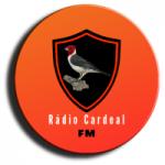 Logo da emissora Rádio Cardeal FM