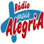 Logo da emissora Rádio Mais Alegria On Line