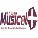 Logo da emissora Rádio Musical Mais
