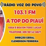 Logo da emissora Rádio Voz Do Povo