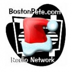 Logo da emissora Radio Boston Pete Christmas