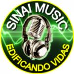 Logo da emissora Web Rádio Sinai Music
