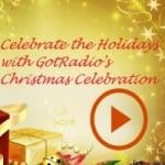 Logo da emissora Got Radio Christmas