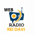 Logo da emissora Rádio Rei Davi