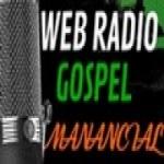 Logo da emissora Web Rádio Gospel Manancial