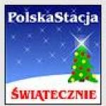 Logo da emissora Polskastacja Christmas Radio
