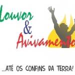 Logo da emissora Web Rádio Louvor e Avivamento