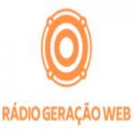 Logo da emissora Rádio Geração Web