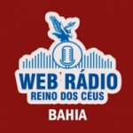 Logo da emissora Web Radio Reino Bahia