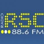 Logo da emissora Radio RSC 88.6 FM