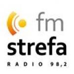 Logo da emissora Radio Strefa 98.2 FM