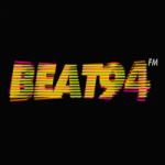 Logo da emissora Rádio Beat 94