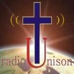 Logo da emissora Radio Unison Zalau