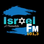Logo da emissora Rádio Israel FM