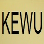 Logo da emissora Radio KEWU 89.5 FM