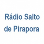 Logo da emissora Rádio Salto de Pirapora