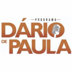 Logo da emissora Rádio Dário de Paula