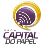 Logo da emissora Rádio Capital do Papel 700 AM