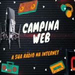 Logo da emissora Rádio Campina Web