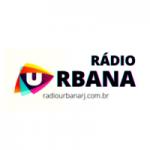 Logo da emissora Rádio Urbana RJ