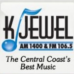 Logo da emissora KKJL 1400 AM K-Jewel
