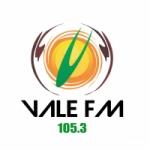 Logo da emissora Rádio Vale 105.3 FM