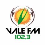 Logo da emissora Rádio Vale 102.3 FM