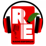 Logo da emissora Rádio Esforçai