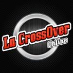 Logo da emissora Radio La CrossOver 105.3 FM