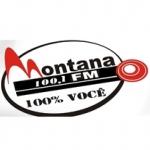 Logo da emissora Rádio Educativa Montana 100.1 FM