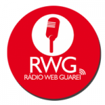 Logo da emissora Rádio RWG