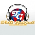 Logo da emissora Rádio Full Gospel