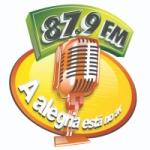 Logo da emissora Rádio 87.9 FM