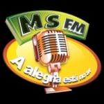 Logo da emissora Rádio MS 87.9 FM