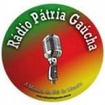 Logo da emissora Rádio Pátria Gaúcha