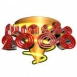Logo da emissora Rádio Furacão 2000