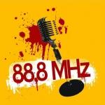 Logo da emissora Radio Zak 88.8 FM