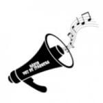 Logo da emissora Rádio Voz de Itaquera