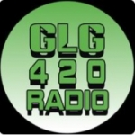 Logo da emissora Radio GLG 420