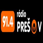 Logo da emissora Rádio Presov 91.4 FM