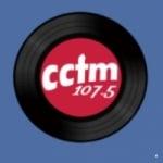 Logo da emissora Radio CCFM 107.5 FM