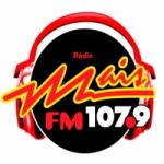 Logo da emissora Rádio Mais 107.9 FM