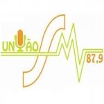 Logo da emissora Rádio União 87.9  FM