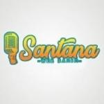 Logo da emissora Santana Web Rádio